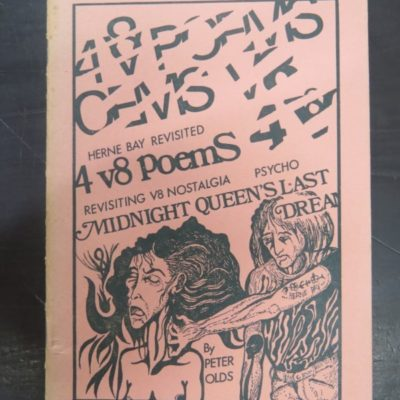 V8 Poems, Peter Olds photo2