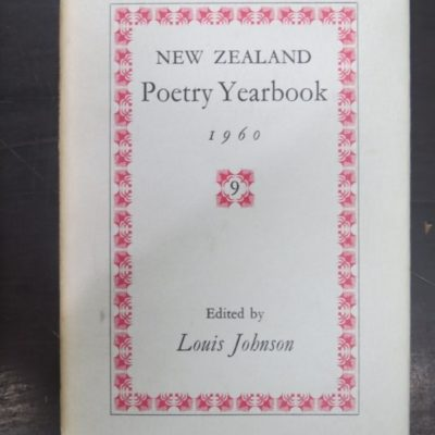 New Zealand Poetry Year Book photo 1