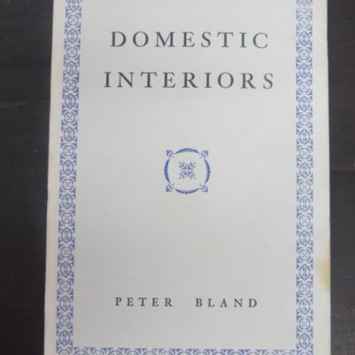 Peter Bland Domestic photo 1