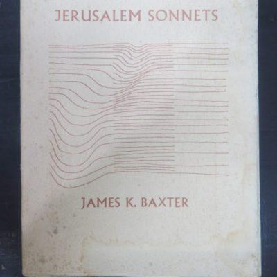 James K. Baxter Jersalem photo 1