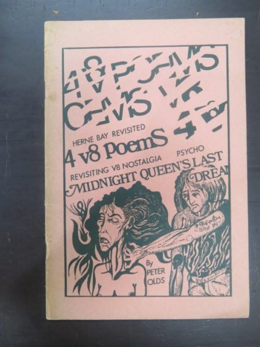 Peter Olds V8 Poems photo 1