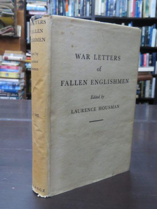 Lawrence Housman, War Letters photo 1