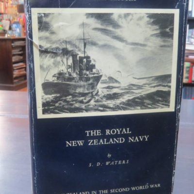 Waters, Royal New Zealand Navy photo 1