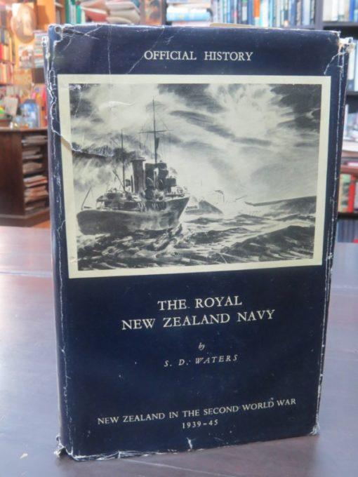 Waters, Royal New Zealand Navy photo 1