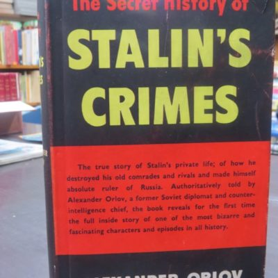 Orlov, Stalin's Crimes photo 1