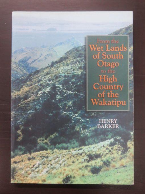 Henry Barker, Wakatipu, photo 1