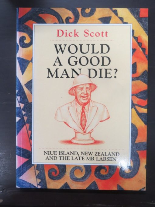 Dick Scott, Niue Island, photo 1