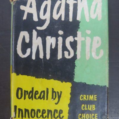 Agatha Christie, Ordeal by innocence, photo 1