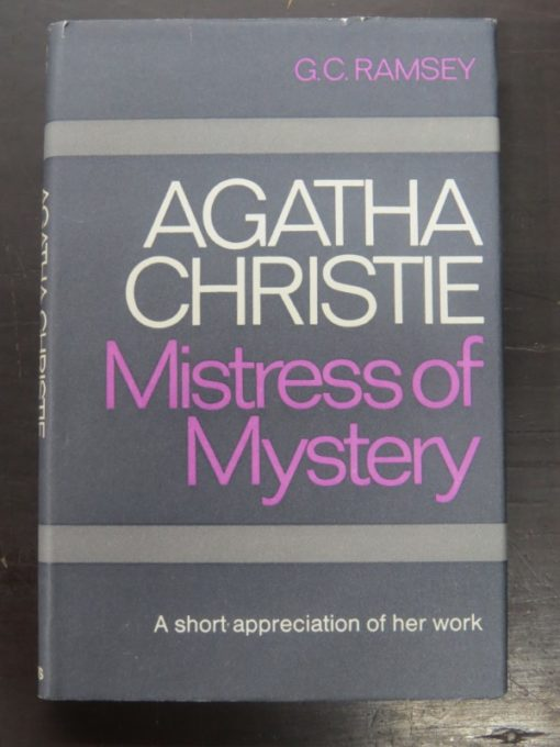Ramsay, Agatha Christie, photo 1
