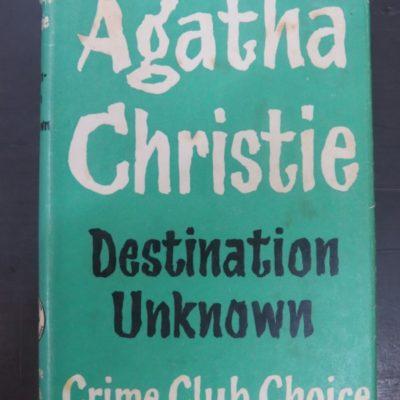 Agatha Christie, Destination Unknown, photo 1