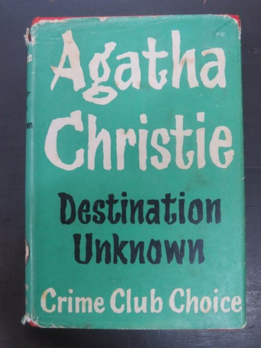 Agatha Christie, Destination Unknown, photo 1