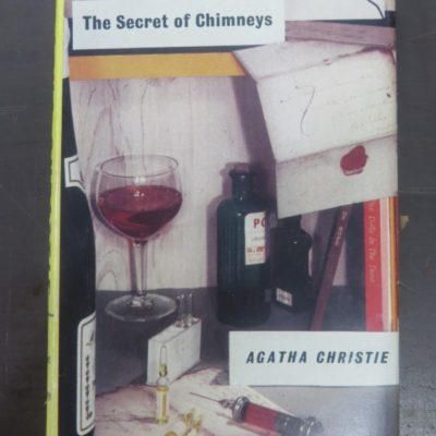 Secret of Chimneys, Agatha Christie, photo 1