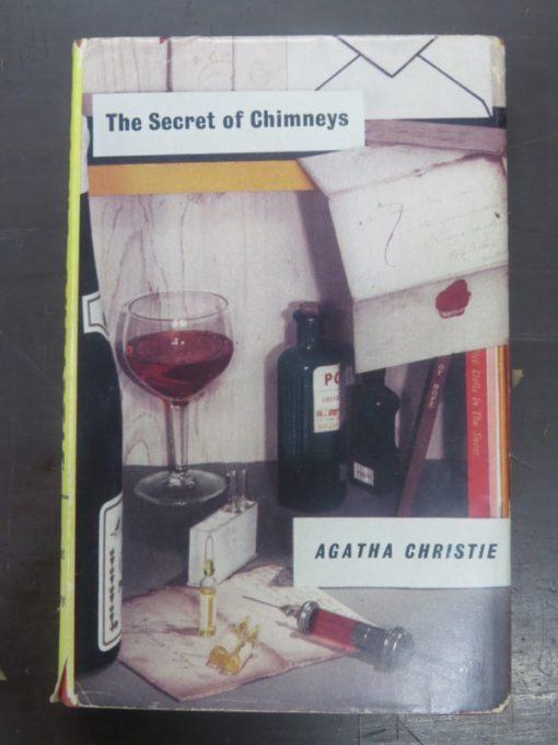 Secret of Chimneys, Agatha Christie, photo 1