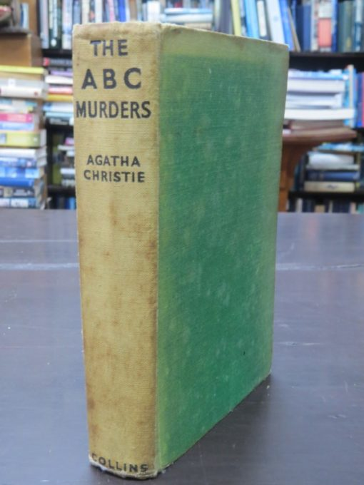 Agatha Christie, ABC murders photo 1