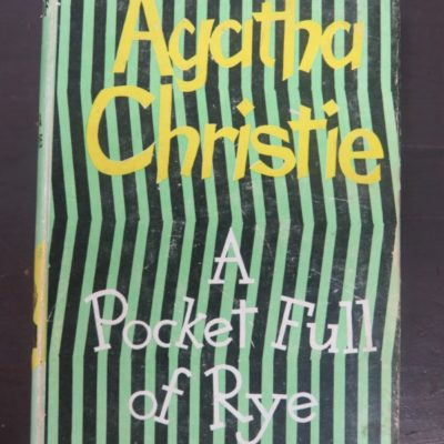 Agatha Christie, Pocket Full of Rye, photo 1