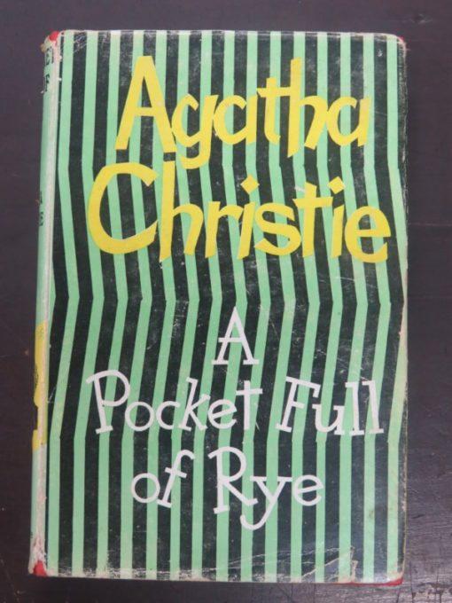 Agatha Christie, Pocket Full of Rye, photo 1