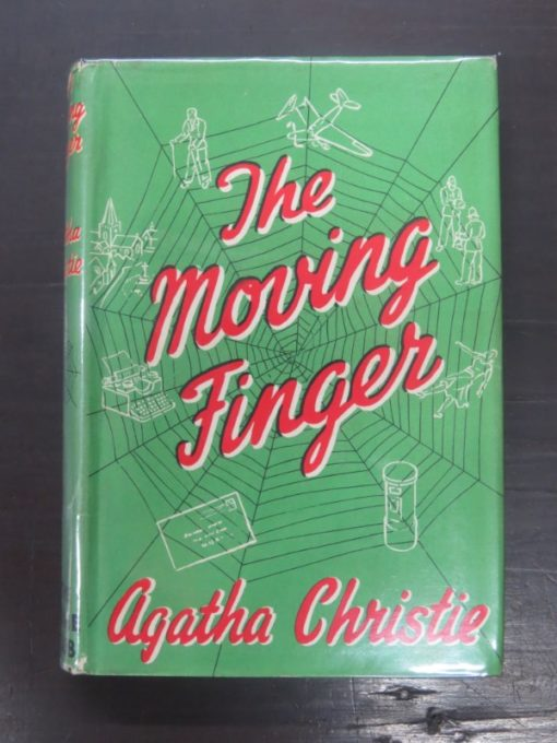 Agatha Christie, Moving Finger NZ, photo 1