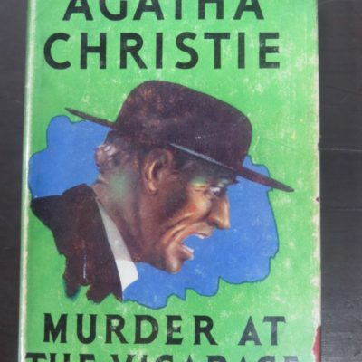 Agatha Christie, Murder at the vicarage, photo 1