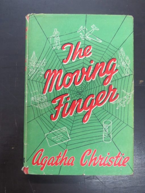 Agatha Christie, Moving Finger photo 1