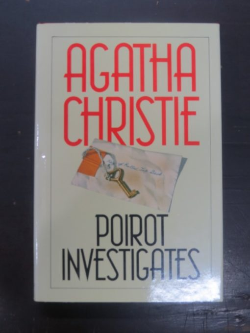 Poirot Investigates, Agatha Christie, photo 1