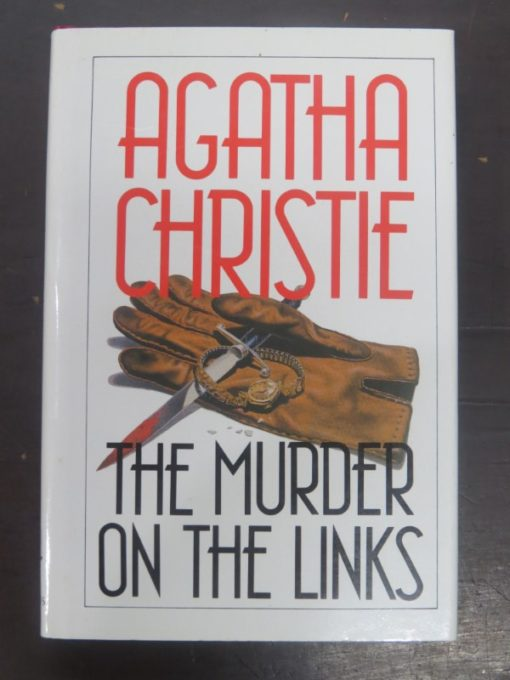 Agatha Christie, Murder on the Links, photo1