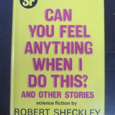 Robert Sheckley, Can You Feel, photo 1