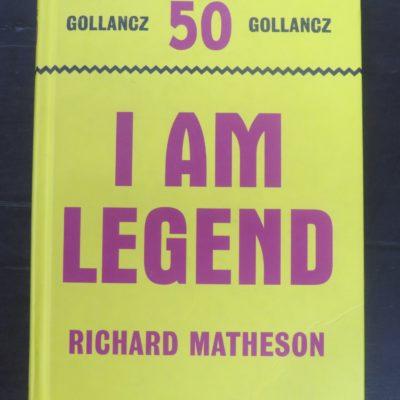 I Am Legend, Richard Matheson, photo 1