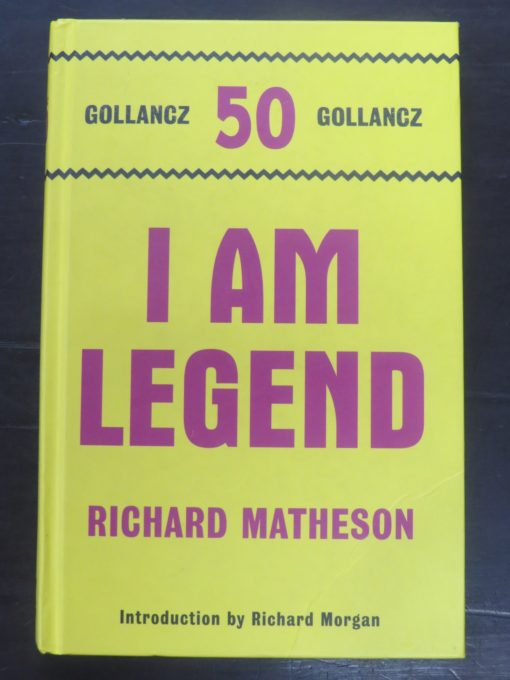 I Am Legend, Richard Matheson, photo 1