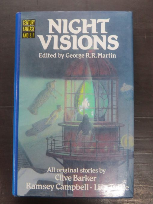 Night Visions, George R. R. Martin, photo 1