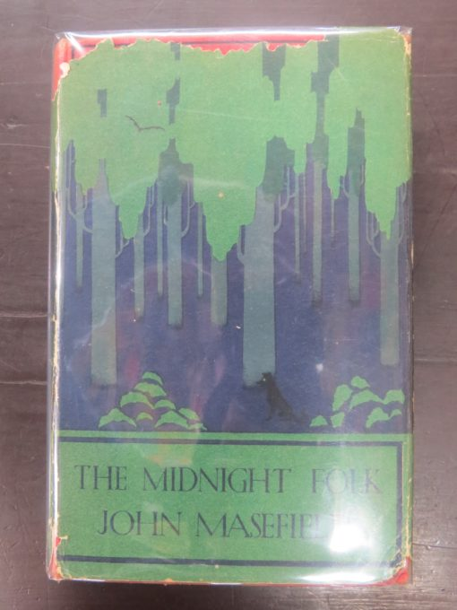 John Masefield, Midnight Folk, photo 1