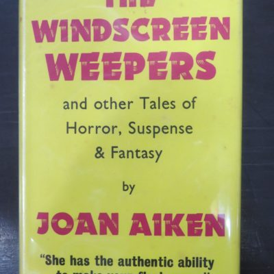 Joan Aiken, Windscreen Weepers, photo 1