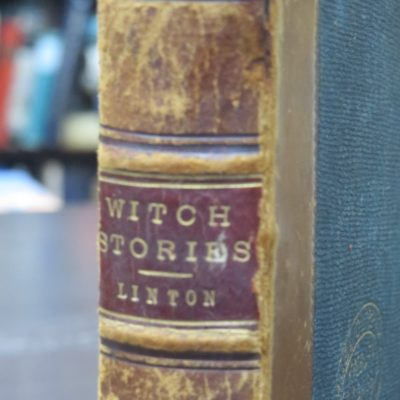E. Lynn Linton, Witch Stories, photo 1