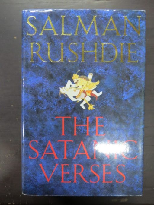 Rushdie, Satanic, photo 1