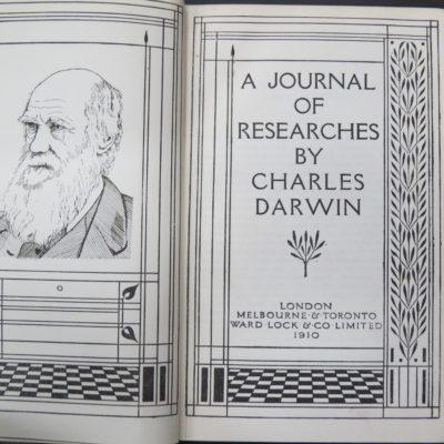 Charles Darwin, Journals, photo 1