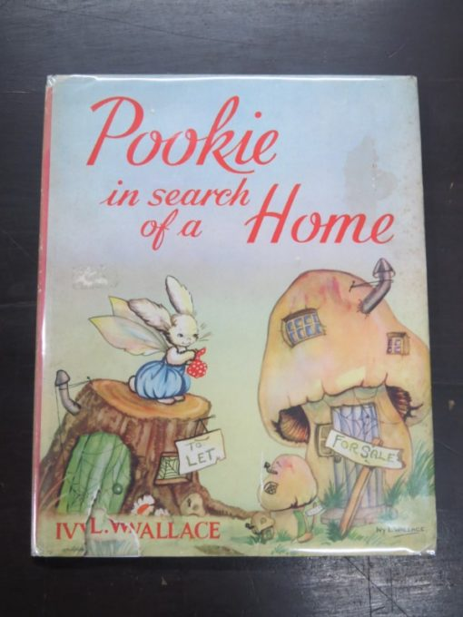 Ivy L. Wallace, Pookie search Home, photo 1
