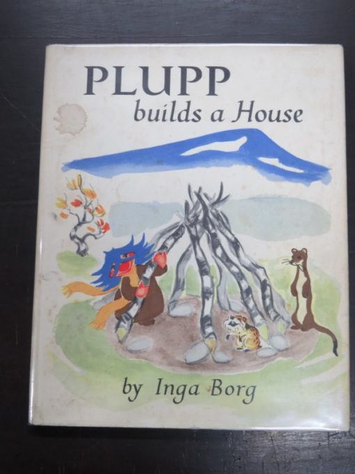 Inga Borg, Plupp, photo 1