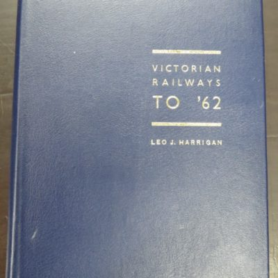 Harrigan, Victorian Railways, photo 1