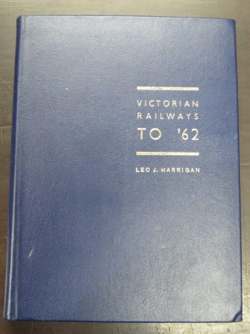 Harrigan, Victorian Railways, photo 1