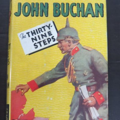 Buchan, Thirty-Nine Steps, photo 1
