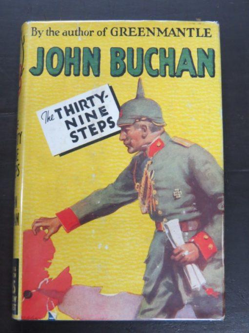 Buchan, Thirty-Nine Steps, photo 1