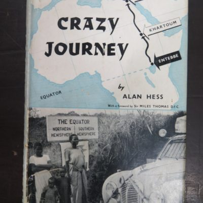Alan Hess, Crazy Journey, photo 1
