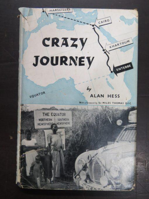 Alan Hess, Crazy Journey, photo 1