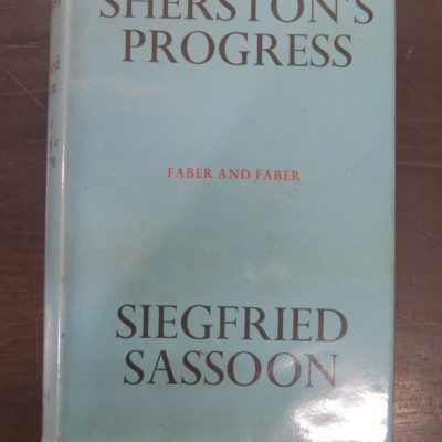 Sassoon, Progress, photo 1