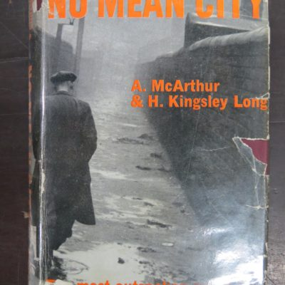McArthur, Long, No Mean City, photo 1
