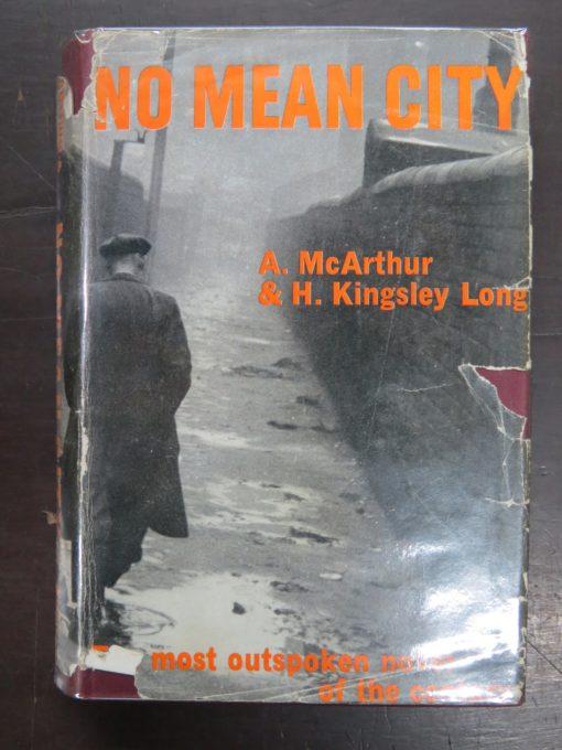McArthur, Long, No Mean City, photo 1