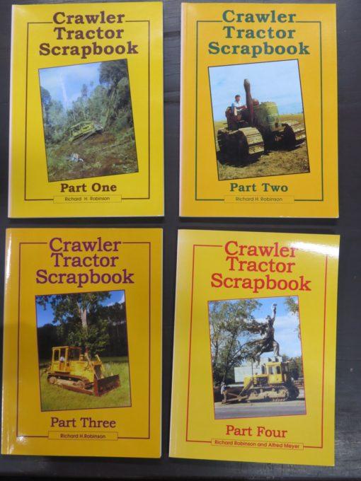 Richard Robinson, Crawler Tractor, photo 1