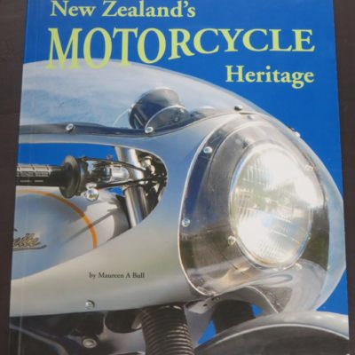 Maureen Bull, Motorcycle Heritage, photo 1