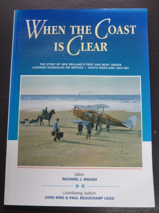 Richard Waugh, When the Coast is Clear, photo 1