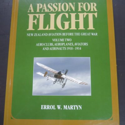 Errol Martin, Passion for Flight, volume 2, photo 1