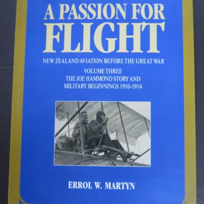 Errol Martin, Passion for Flight volume 3, photo 1
